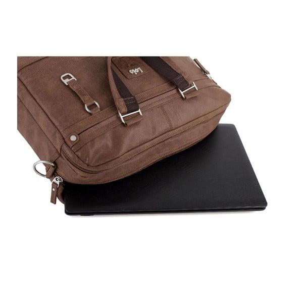 Brašna na notebook Lois Brown, 40x28 cm