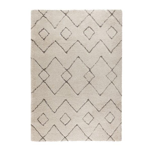 Šedokrémový koberec Flair Rugs Imari, 120 x 170 cm