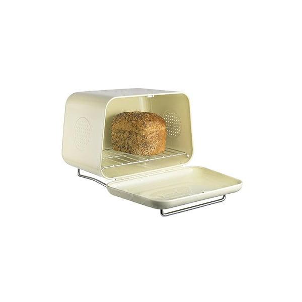 Chlebník Novo Bread Bin, bílý