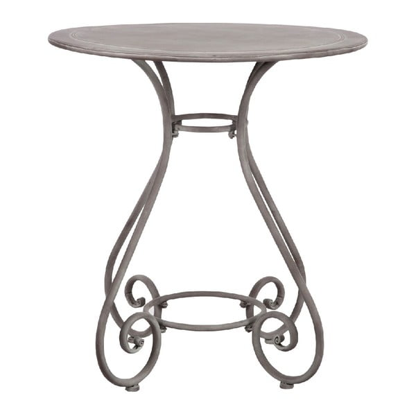 Kovový stolek Curlis
