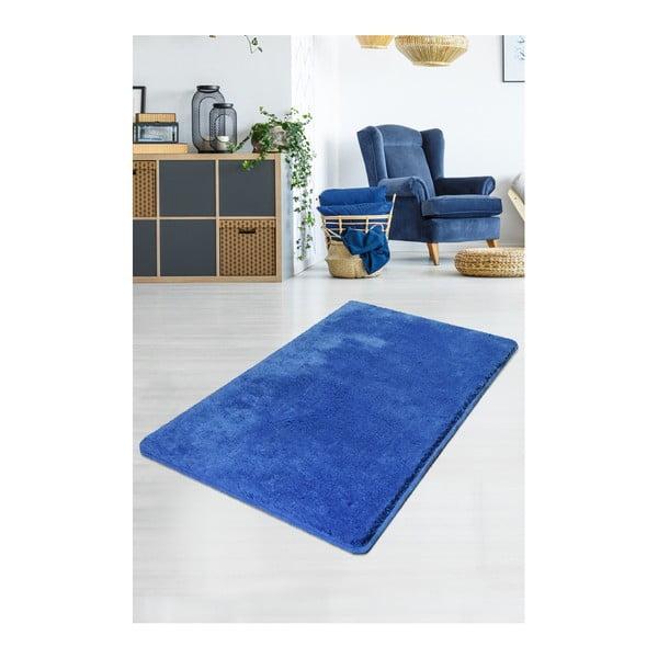 Niebieski dywan Milano, 140x80 cm