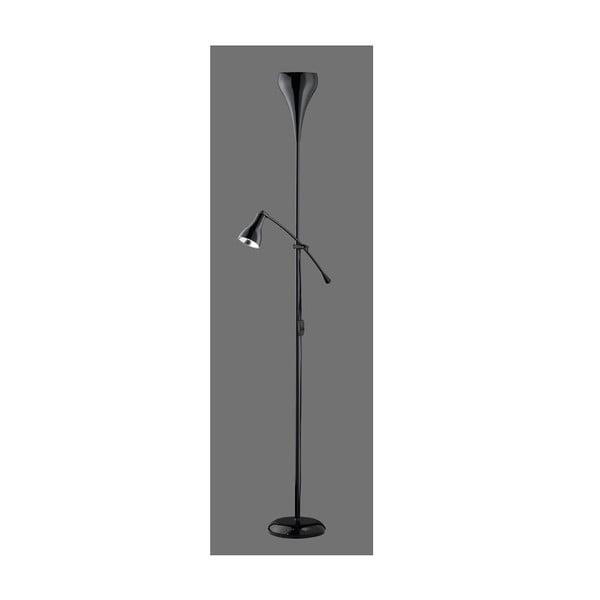 Stojací lampa Bobby 180 cm, černá