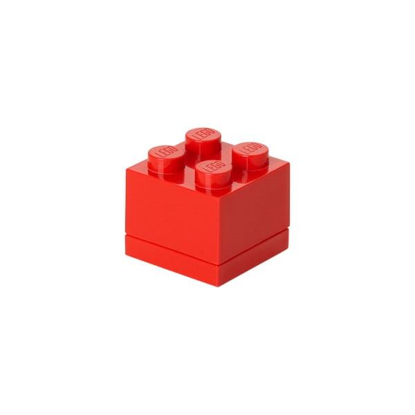 Mini Box piros tárolódoboz - LEGO®