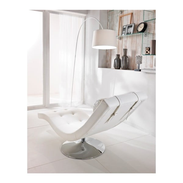 Bílá lenoška Design Twist Nanjing