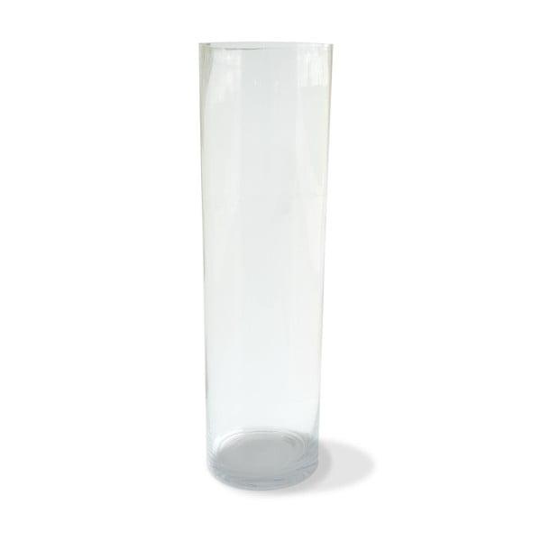 Váza Glass Vase, 14x50 cm