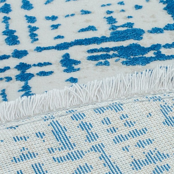 Koberec Muneco Azul, ⌀ 150 cm