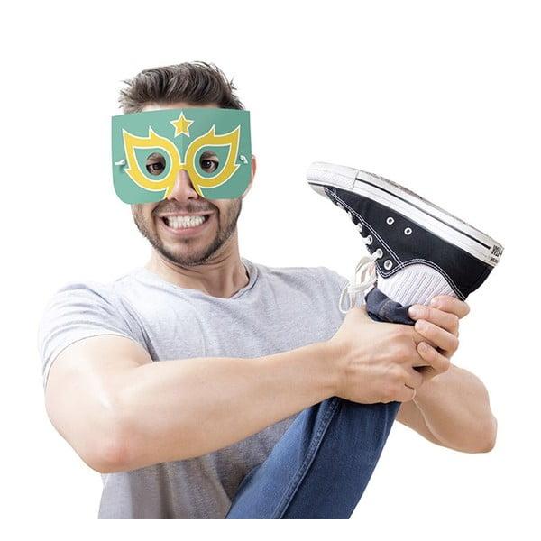 Sada 30 masek Luckies of London Book of Mask