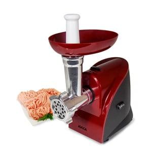 Červený elektrický mlýnek na maso JOCCA Meat