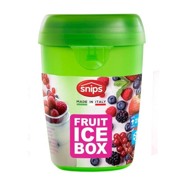 Svačinový box na ovoce s chladičem Snips Fruit