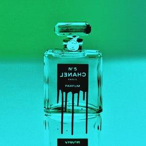 Obraz Icon in a Bottle Green, 30x30 cm