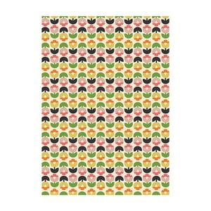 Set 25 buc. hârtie de împachetat Rex London Tulip Bloom