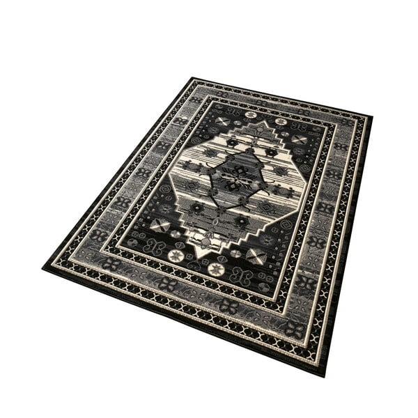 Černý koberec Hamla Orient, 160x230 cm