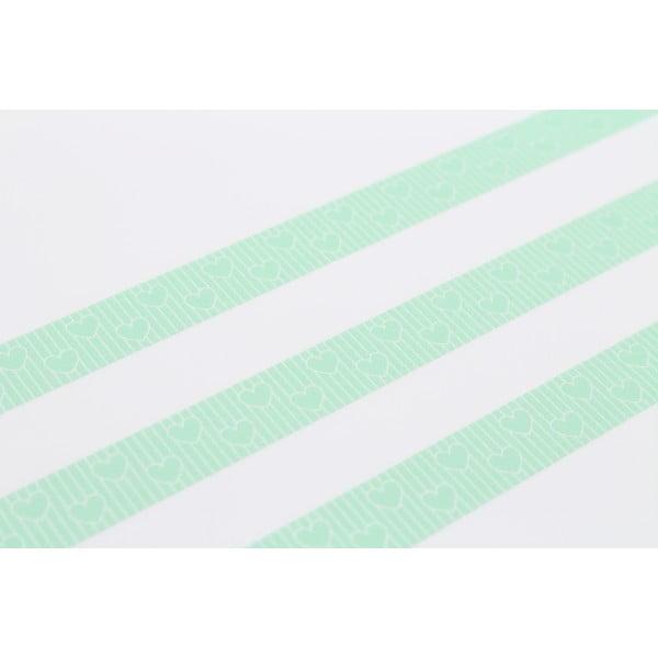 Washi páska Heart Line