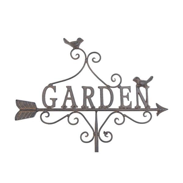 Zahradní cedule Clayre & Eef Garden