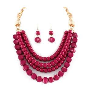 Set náhrdelník a náušnice Emily