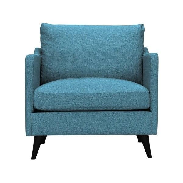 Klass kék fotel - HARPER MAISON