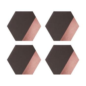 Set 4 suporturi pentru farfurie Premier Housewares Geome, 30 x 26
