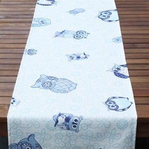 Běhoun na stůl Blue Owl
