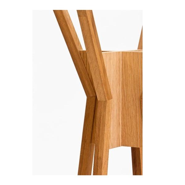Dřevěný věšák Woodman Magellan