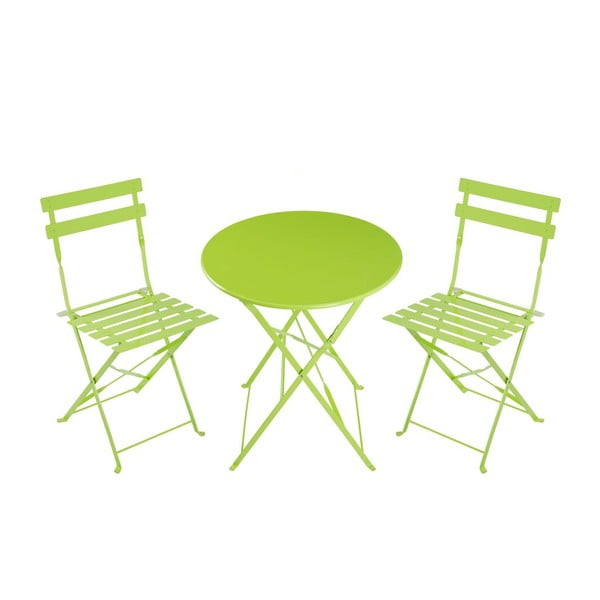 Skládací stůl Avila Green, 72x60x60 cm