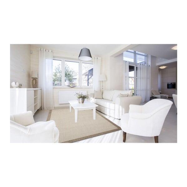 Chrome rendkívül ellenálló külső térbe is alkalmas szőnyeg, 135 x 190 cm - Floorita