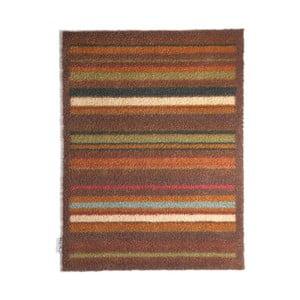 Bavlněný koberec Floorita Eco-Genics Stripe, 65 x 85 cm