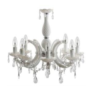 Elegantní stropní světlo Pendant Lamp In White, 56x59 cm