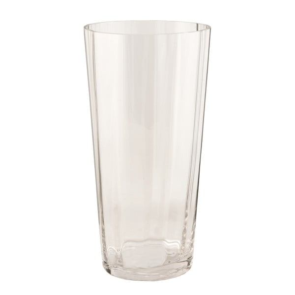 Skleněná váza Clayre & Eef, 13x25 cm