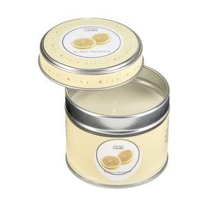 Aroma svíčka v plechovce s vůní grepfruitů Copenhagen Candles, doba hoření 32 hodin