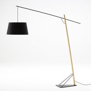 Volně stojící lampa se stínítkem Thai Natura