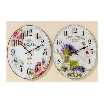 Set 2 ceasuri de perete Boltze Lavela