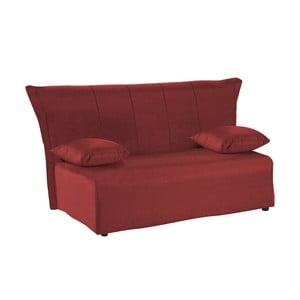 Canapea extensibilă cu 3 locuri 13Casa Cedro, bordo