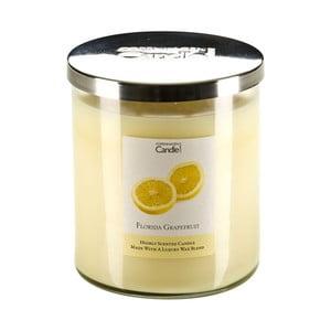 Aroma svíčka s vůní grepfruitů Copenhagen Candles, doba hoření 70 hodin