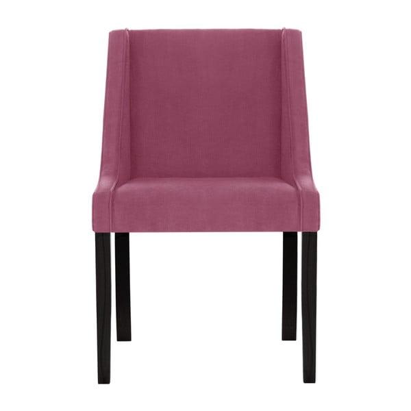 Růžová židle Guy Laroche Creativity