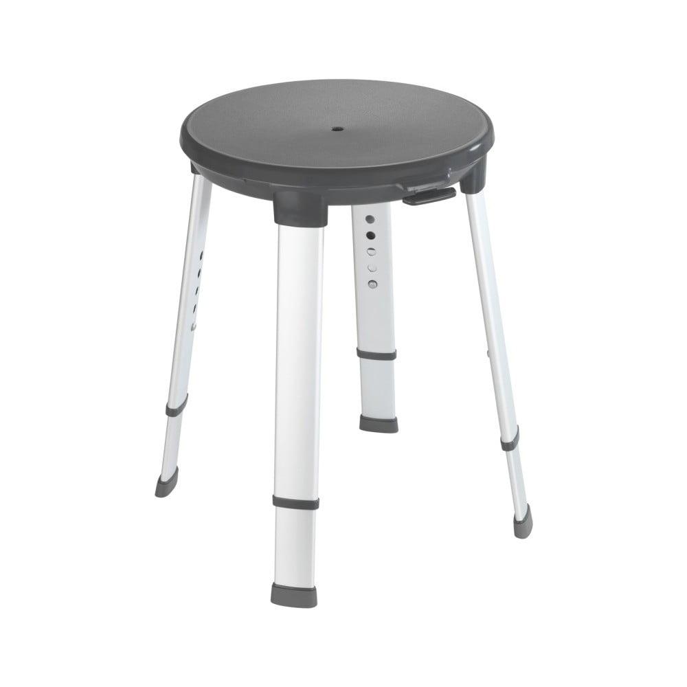 Židle do sprchy Wenko Shower Secura Premium, ø50cm Wenko