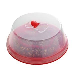 Červená plastová krabice na dort Premier Housewares