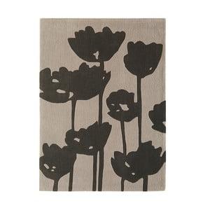 Koberec Asiatic Carpets Harlequin Flower Grey, 120x170 cm