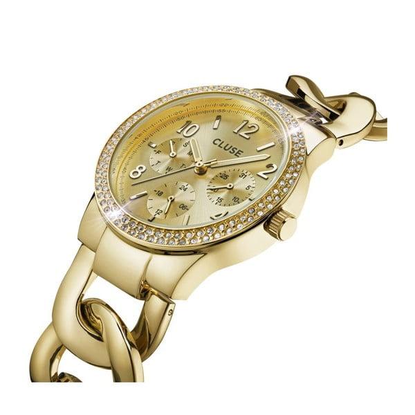 Dámské hodinky Espressivo Gold, 38 mm