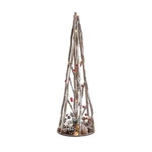 Vánoční dřevěná světelná dekorace InArt Victoria