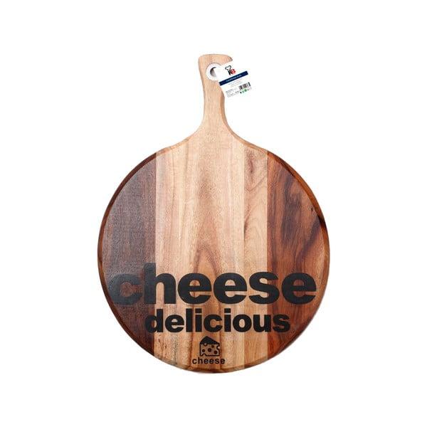 Prkénko na sýry z akáciového dřeva Bergner Cheese