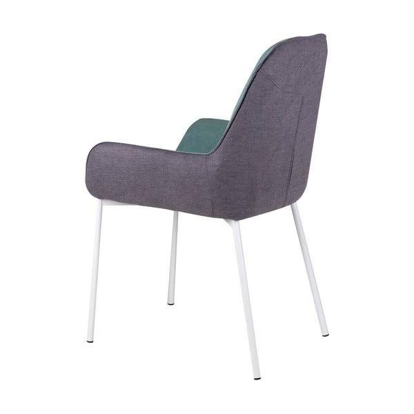Set 4 scaune sømcasa Martina, verde mentă