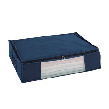 Cutie de depozitare vacuum Wenko Air, 50 x 65 x 15 cm, albastru de la Wenko