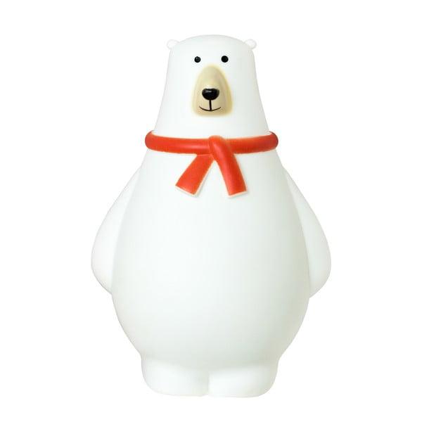 Bob the Polar Bear éjjeli lámpa gyerekeknek - Rex London