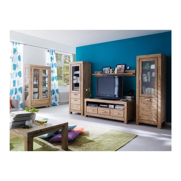 Suport TV din lemn de salcâm SOB Sydney, maro deschis