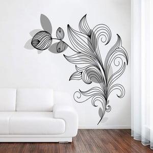 Samolepka na stěnu Decor Plant, 60x90 cm