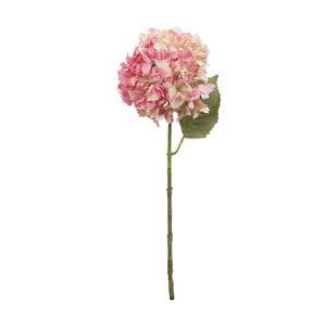 Červená dekorativní hortenzie Clayre & Eef