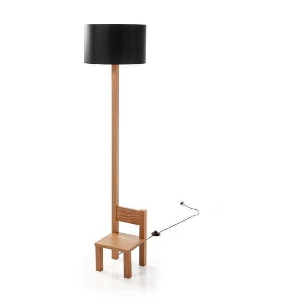 Stojací lampa Toraki Black