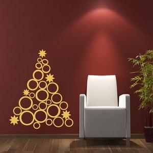 Vánoční samolepka Fanastick Christmas Tree Design