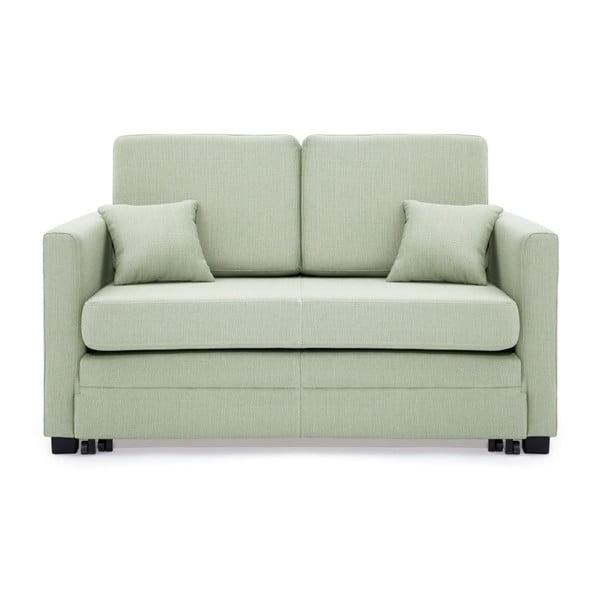 Canapea extensibilă, 2 locuri, Vivonita Brent, verde mentă