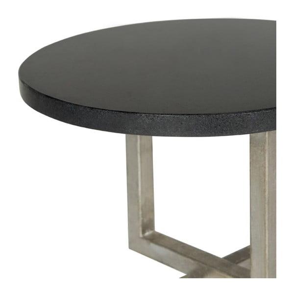 Odkládací stolek Cassidy Silver